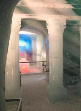 Dachstein - ledový palác