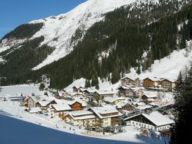 Lyžařské středisko Zauchensee, Rakousko