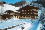 Rakouský penzion Jagdhof v zimě