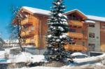 Rakouský hotel Metzgerwirt v zimě