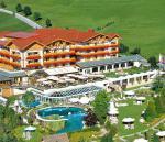 Rakouský St. Johann s hotelem Oberforsthof