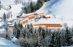 Rakouský Sporthotel Wagrain v zimě